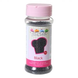 Nonpareils color negro
