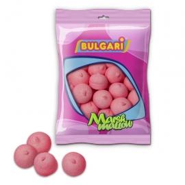 Nubes de Azúcar Bolas Rosas 110 Unidades