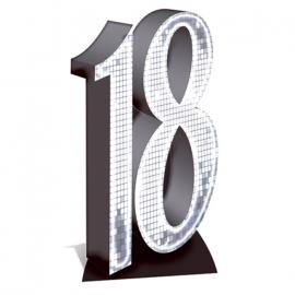 Número Decorativo 18 Años 170cm