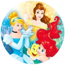 Oblea Princesas Disney 20 cm