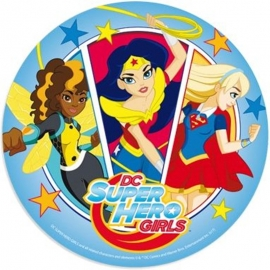 Oblea Super Hero Girls Modelo A