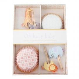 Oh Baby Baby Cupcake Kit