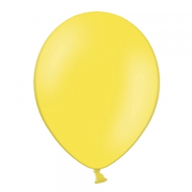 Set de 100 Globos de Látex Limón Pastel 23 cm