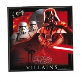 Pack 20 servilletas de Star Wars