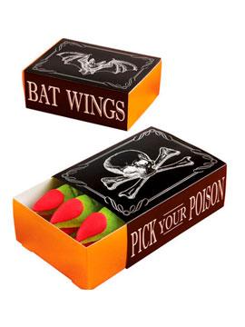 Pack 4 Cajas Para Dulces Poison