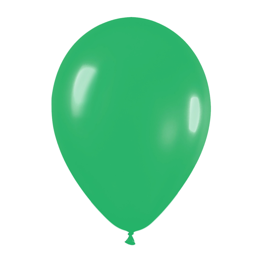Pack de 50 Globos Color Jade