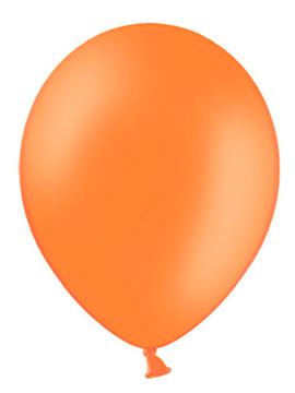 Pack de 50 Globos Naranja Pastel