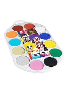 Paleta Maquillaje 12 Colores