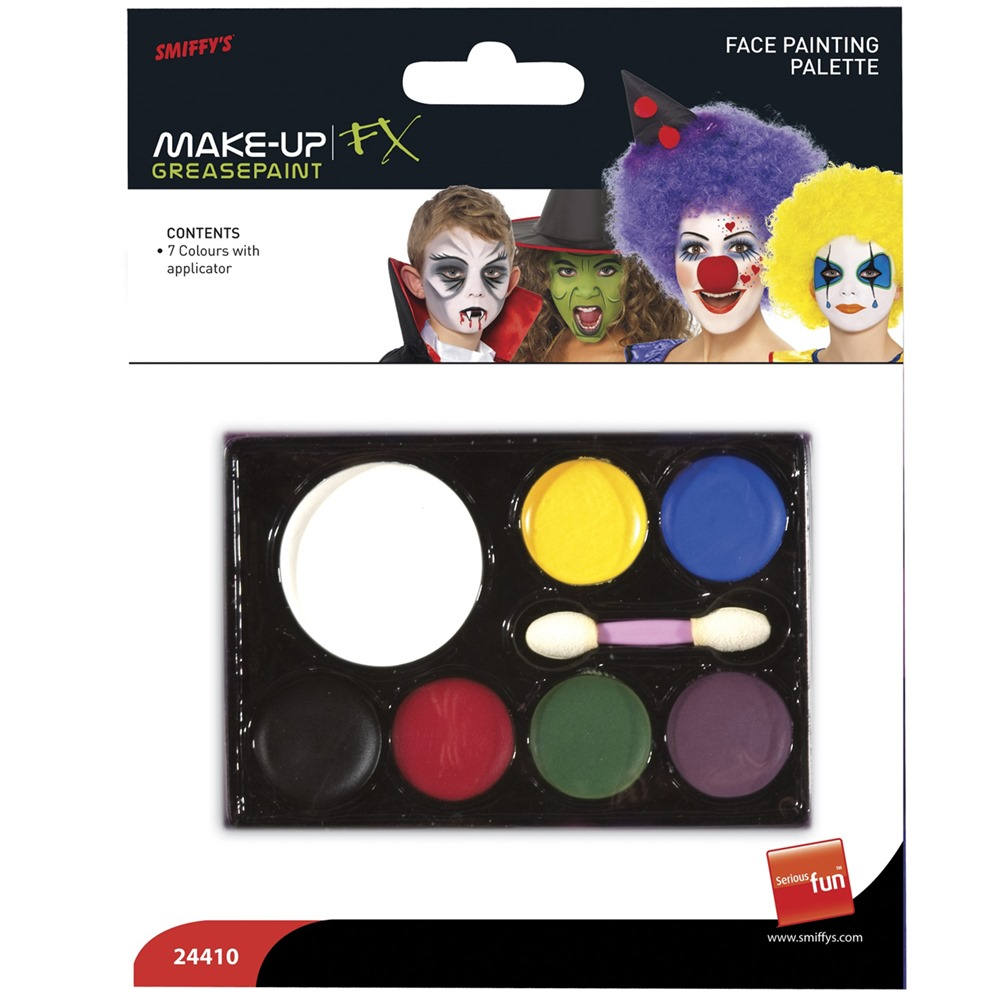 Paleta Maquillaje 7 Colores