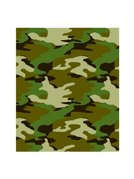 Papel para Regalo Camuflaje Militar