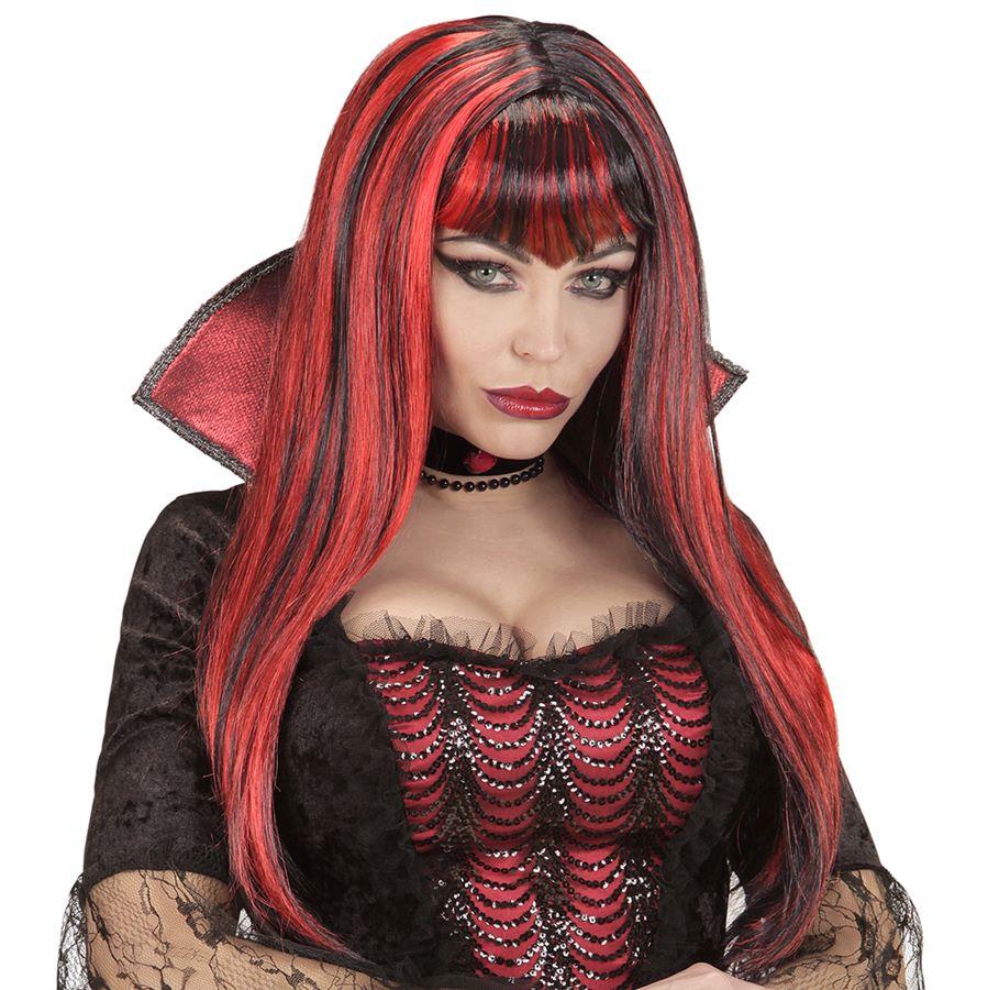 ▷ Peluca Melena Roja 67 cm - Envíos en 24 Horas ✅ 5b27e2d1c3c