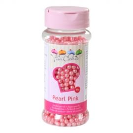 Perlas comestibles Rosa Nacarado