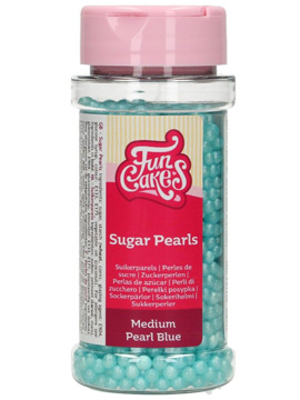 Perlas de azúcar Pearl Blue