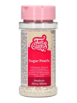 Perlas de azúcar Shiny White