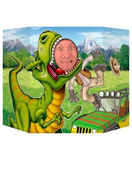 Photocall de Dinosaurio