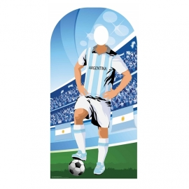 Photocall Fútbol Argentina 190 cm