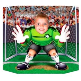 Photocall Portero de Fútbol