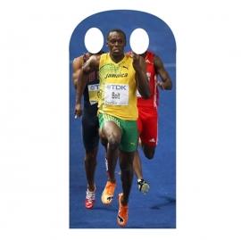 Photocall Usain Bolt 180 cm