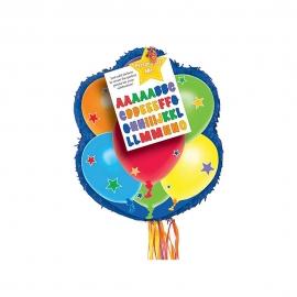 Piñata Personalizable de Tiras 52 cm