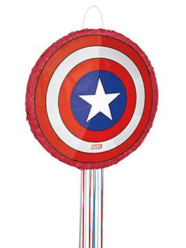 Piñata Capitán América 46 cm