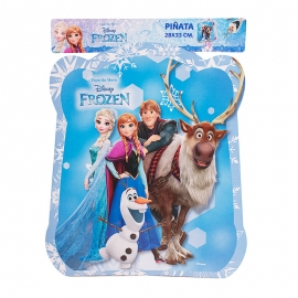 Piñata de Cumpleaños Frozen - Miles de Fiestas