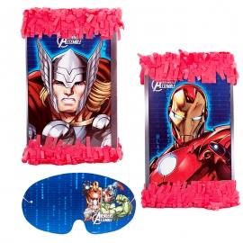 Piñata de Los Vengadores - Miles de Fiestas