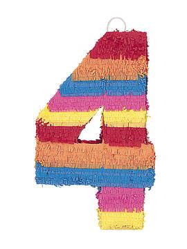 Piñata Nº 4 Multicolor 56 cm