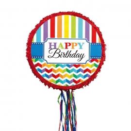 Piñata Happy Birthday