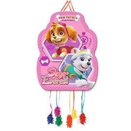 Piñata Patrulla Canina Chicas Grande