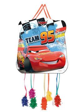 Piñata de Cars 33 x 28 cm