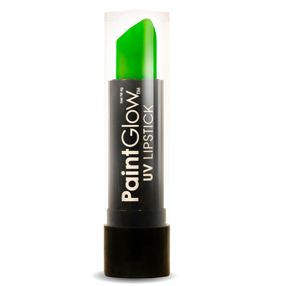 Pintalabios Verde Neón UV