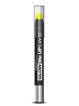 Pintura en Barra Fina Amarillo Neón UV