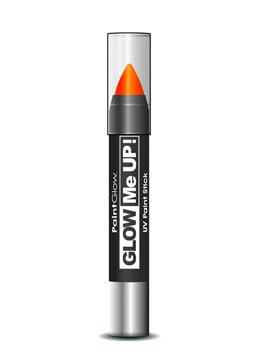 Pintura en Barra Naranja Neón UV