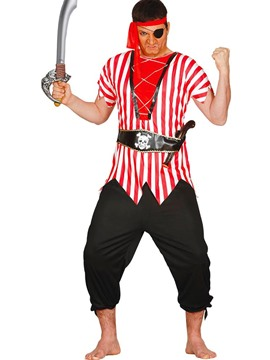 Disfraz Pirata Ultramar Hombre