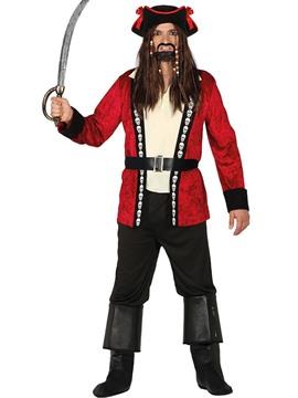 Disfraz de Capitán Pirata Adulto