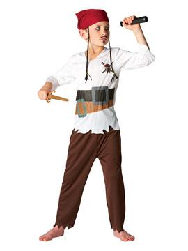 Disfraz Pirata del Caribe Infantil