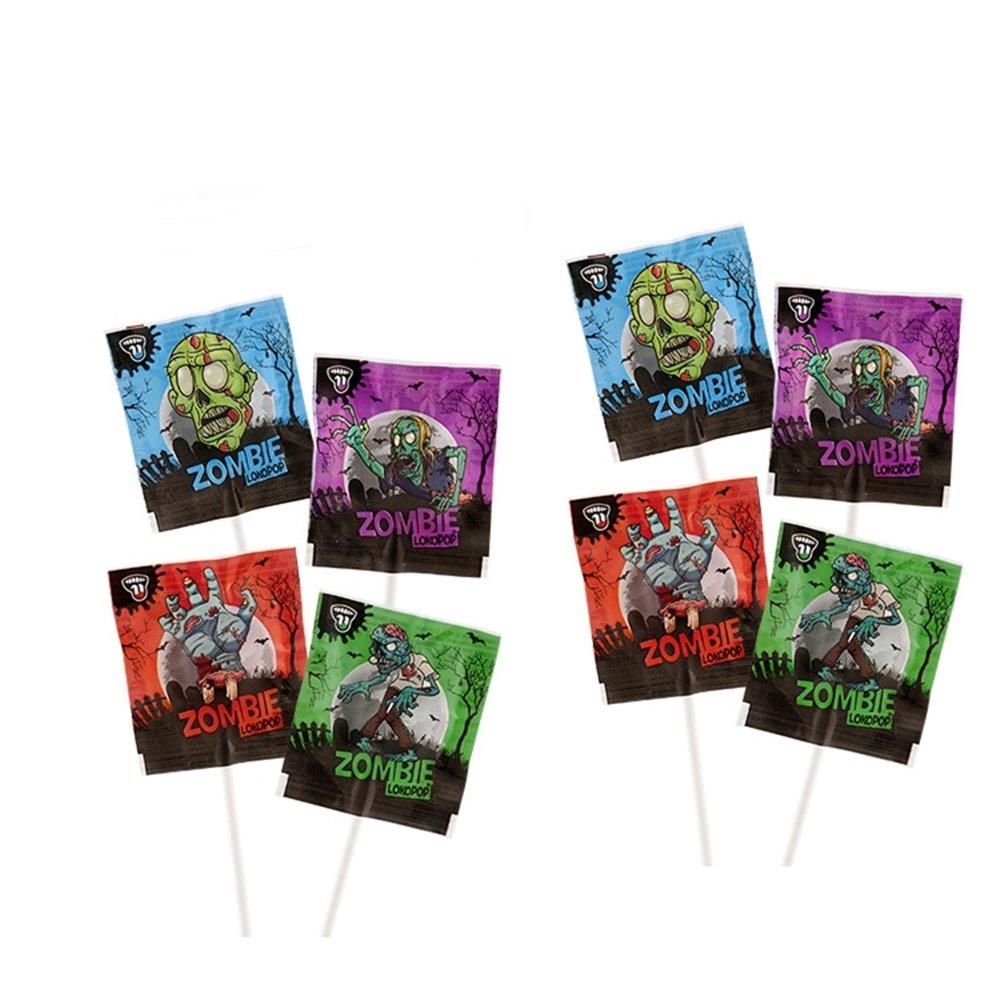 Piruletas Zombie 200 unidades
