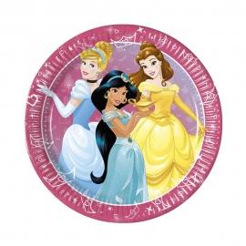 Platos de Papel Princesas Disney Daydream 23 cm 8 ud