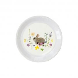 Platos para Canapé Truly Bunny 12 ud