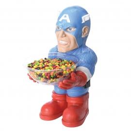 Portacaramelos Capitán América 50cm