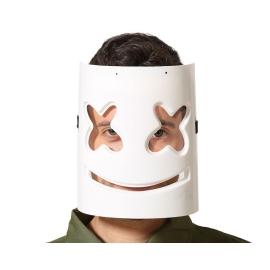 Máscara Blanca de DJ