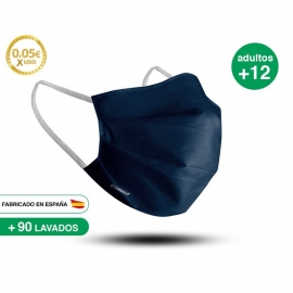 Mascarilla Reutilizable de Tela - Adulto Modelo 6
