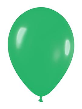 Pack de 10 Globos Verde Jade