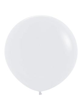 Globo Gigante Blanco 90 cm