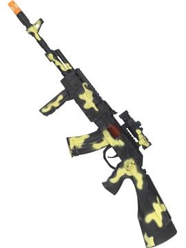 Rifle de Camuflaje