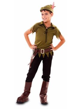 Disfraz Niño Robin Hood Infantil