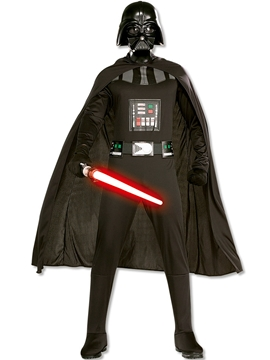 Disfraz Darth Vader con Espada Star Wars Adulto