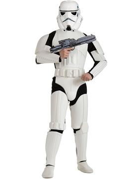 Disfraz Stormtrooper Star Wars Deluxe Adulto