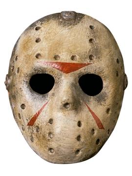 Máscara Jason de Viernes 13
