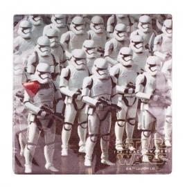 Servilletas Star Wars Soldados Imperiales - Miles de Fiestas